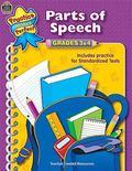Parts of Speech Grades 3 & 4