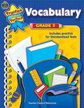 Vocabulary Grade 2