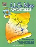 U. S. Map Adventures