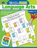 Cut & Paste Language Arts K-2