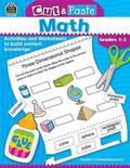 Cut & Paste Math Grades 1-3