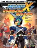 MegaMan X Command Mission Official Strategy Guide