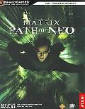 Matrix Path of Neo Official Strategy Guide
