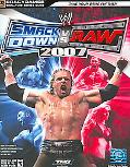 WWE Smackdown Vs Raw 2007 Official Strategy Guide