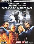 Fantastic Four Rise of the Silver Surfer Official Strategy Guide