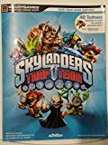Skylanders Trap Team Signature Series Guide with 40 Tattoos by Brady Games