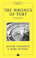 Wrongs of Tort