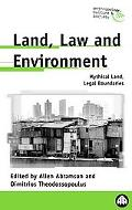 Land, Law and Environment Mythical Land, Legal Boundaries