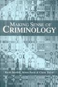 Making Sense of Criminology