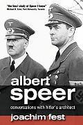 Albert Speer Conversations With Hitler's Architect