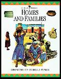 Homes and Families: Bible World Volume 8