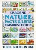 Usborne Nature Facts & Lists/Omnibus Edition