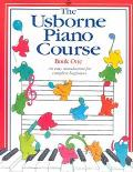 Usborne Piano Course Book One