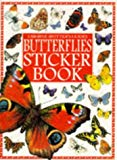 Butterflies Sticker Book (Usborne Spotter's Sticker Books)