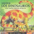 Dinosaurios Con Cuatro Puzzles Sencillos  Board