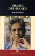Shashi Deshpande (Writers & Their Work)