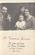Thousand Kisses The Letters Of Georg and Frieda Lindemeyer, 1937-1941