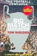 Big Match Manager European Cup Football