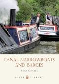 Canal Narrowboats and Barges - Tony Conder - Paperback