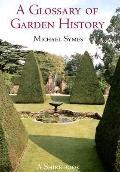 Glossary of Garden History