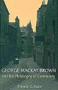 George Mackay Brown and the Philosophy of Community