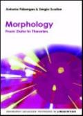 Morphology : From Data to Theories