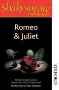Romeo and Juliet: Original Text and Modern Verse (Shakespeare Made Easy) - William Shakespea...