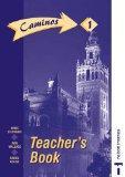 Caminos: Teacher's Book Stage 1