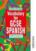 Vocabulary for GCSE: Spanish (Zone 13)