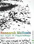 Research Methods for AQA 'A' Psychology All You Need To Know!