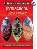 New Key Geography: Teacher's Resource with CD-ROM: Interactions