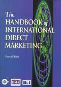 Handbook of International Direct Marketing