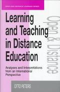 Learning+teaching in Distance Education