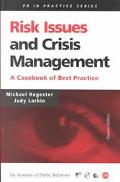 Risk Issues and Crisis Management
