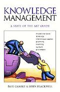 Knowledge Management A State of the Art Guide