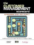 Customer Management Scorecard Managing Crm for Profit
