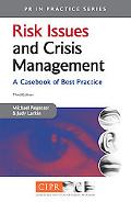 Risk Issues And Crisis Management A Casebook of Best Practice