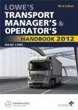 Lowe's Transport Manager's and Operator's Handbook
