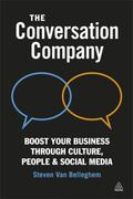 Conversation Company : Boost Your Business Through Culture, People and Social Media
