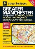 AA Street by Street Greater Manchester