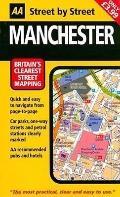 AA Street by Street Manchester Mini