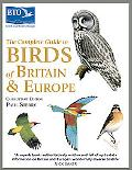 The Complete Guide to Birds of Britain & Europe (British Trust for Ornithology)