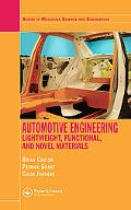 Automotive Engineering Lightweight, Functional And Novel Materials