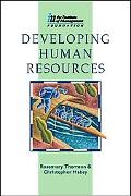 Developing Human Resources