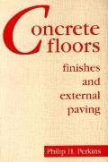 CONCRETE FLOORS FINISHES, EXT.