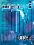 Total Quality Management: Text and Cases - John S. Oakland - Paperback - 2ND