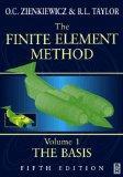 Finite Element Method: Volume 1, Fifth Edition