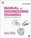 Manual of Engineering Drawing To British International Standards