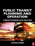 Transit Service and Operations Planning Modelling and Practical Methods