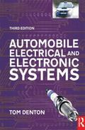 Automobile Electrical and Electronic Systems - TOM DENTON - Paperback